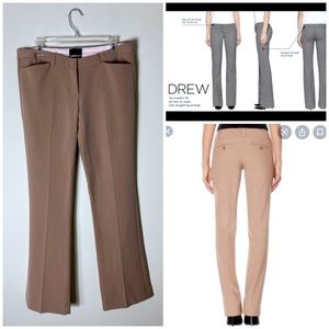 The Limited Drew Bootcut Flare Straight Trousers 6